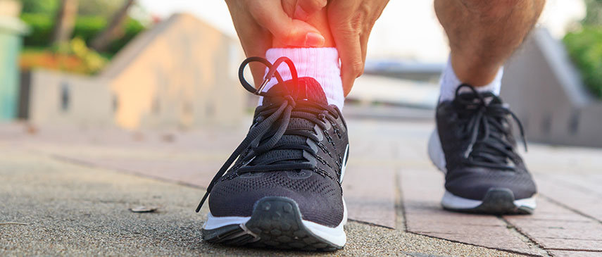 Sprains, Strains and Ankle Pains
