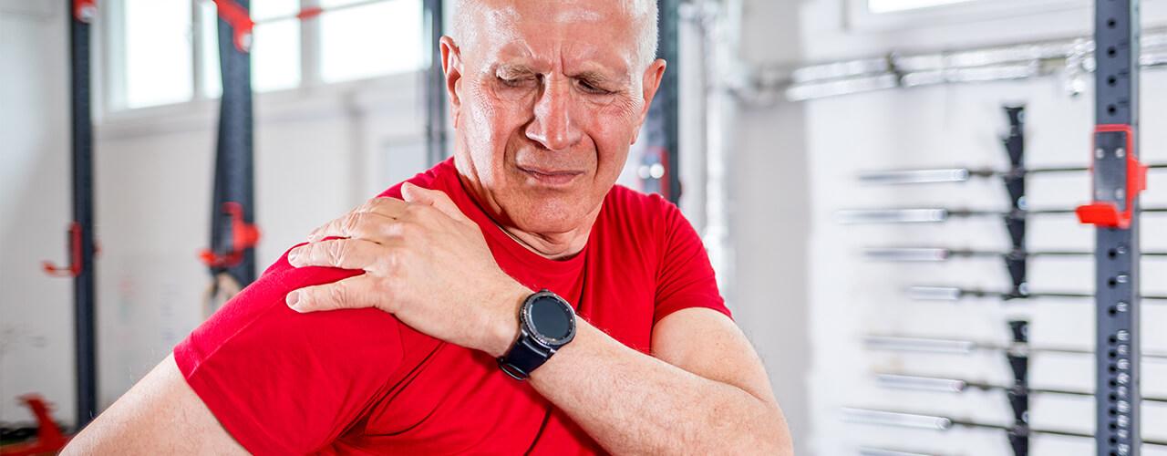 Shoulder Pain Relief Eugene, OR